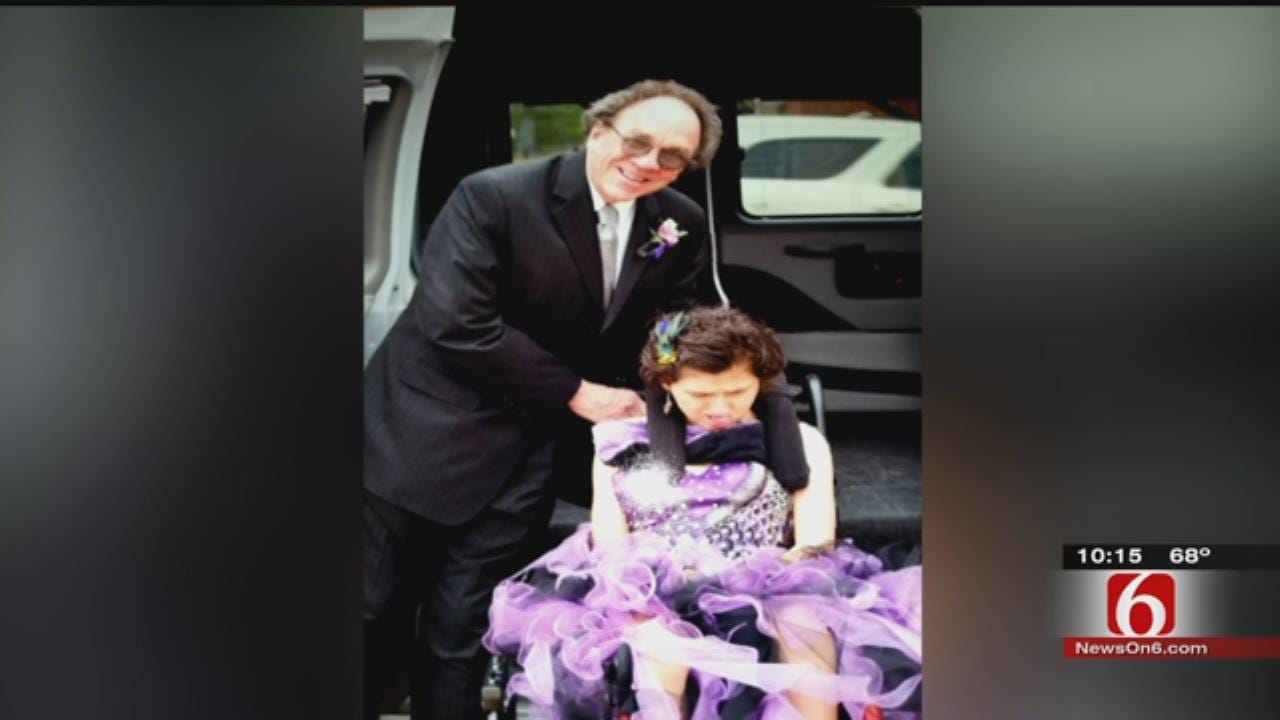 Special Needs Teenager Surprises Pediatrician With Prom Invitation