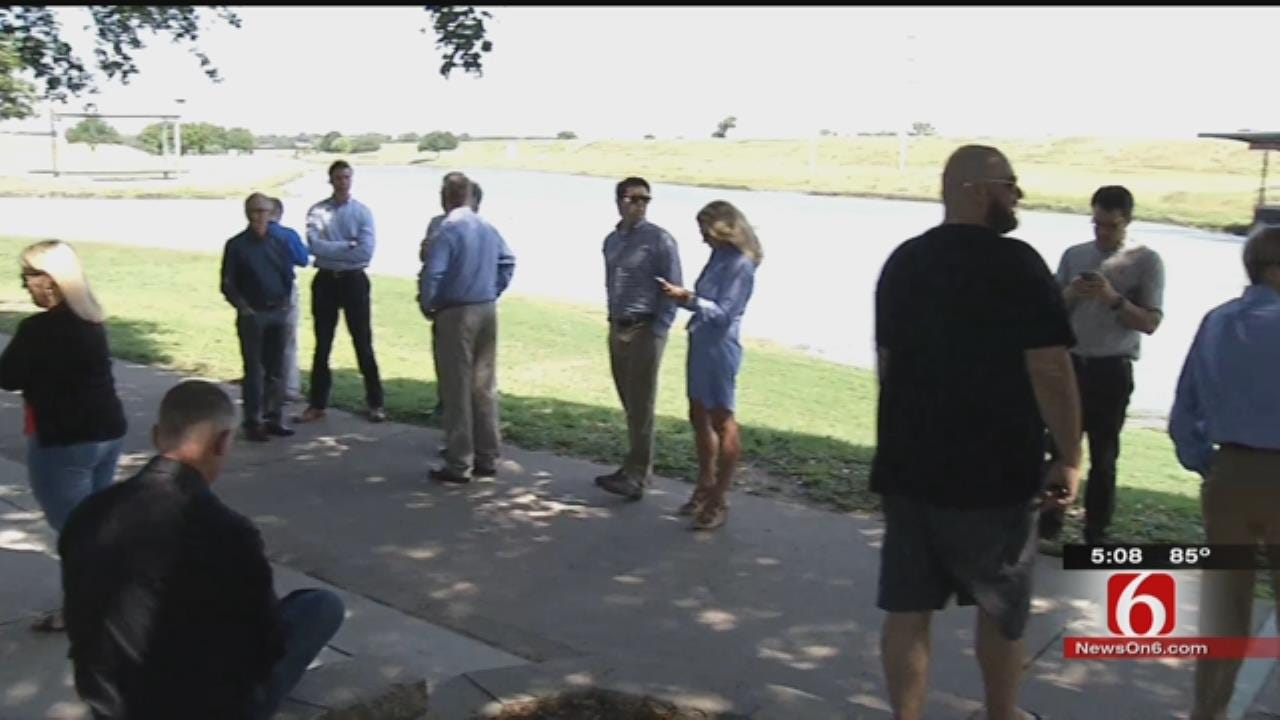 Tulsa City Council Looking At Fort Worth's Trinity River Development