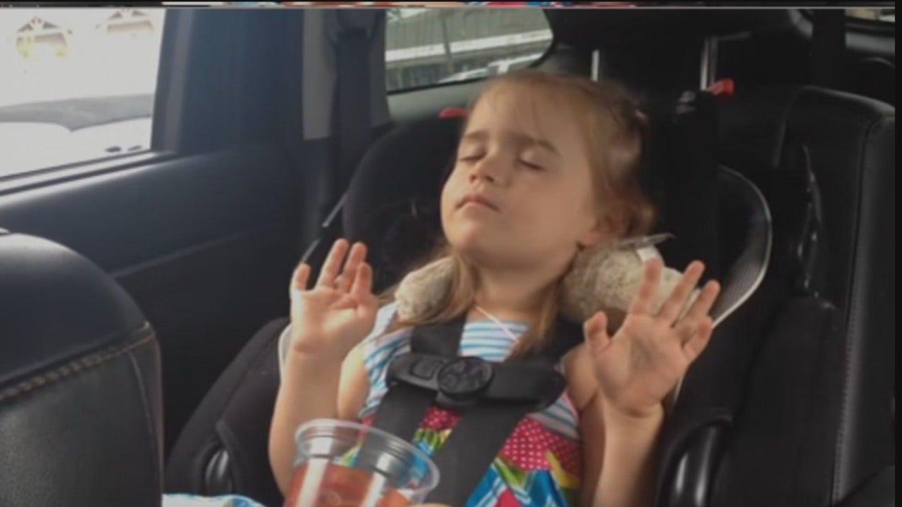 6 In The Morning: Jennifer Loren Posts Video Of Daughter's 'Nap Jam'