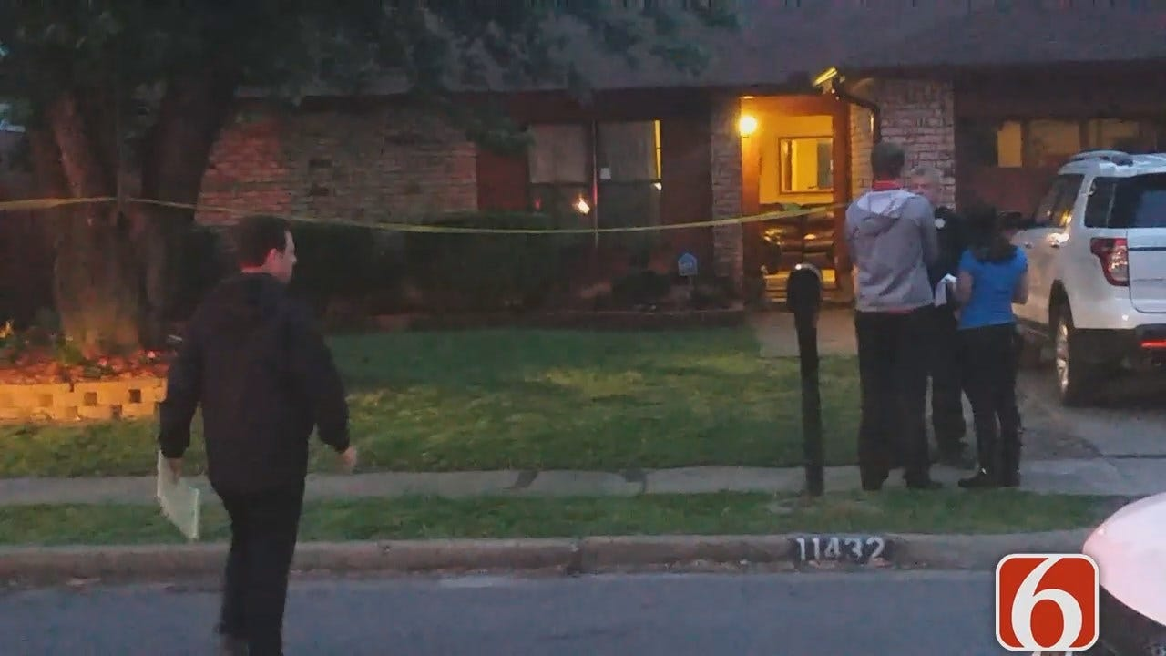 Dave Davis Reports On Tulsa Home Invasion