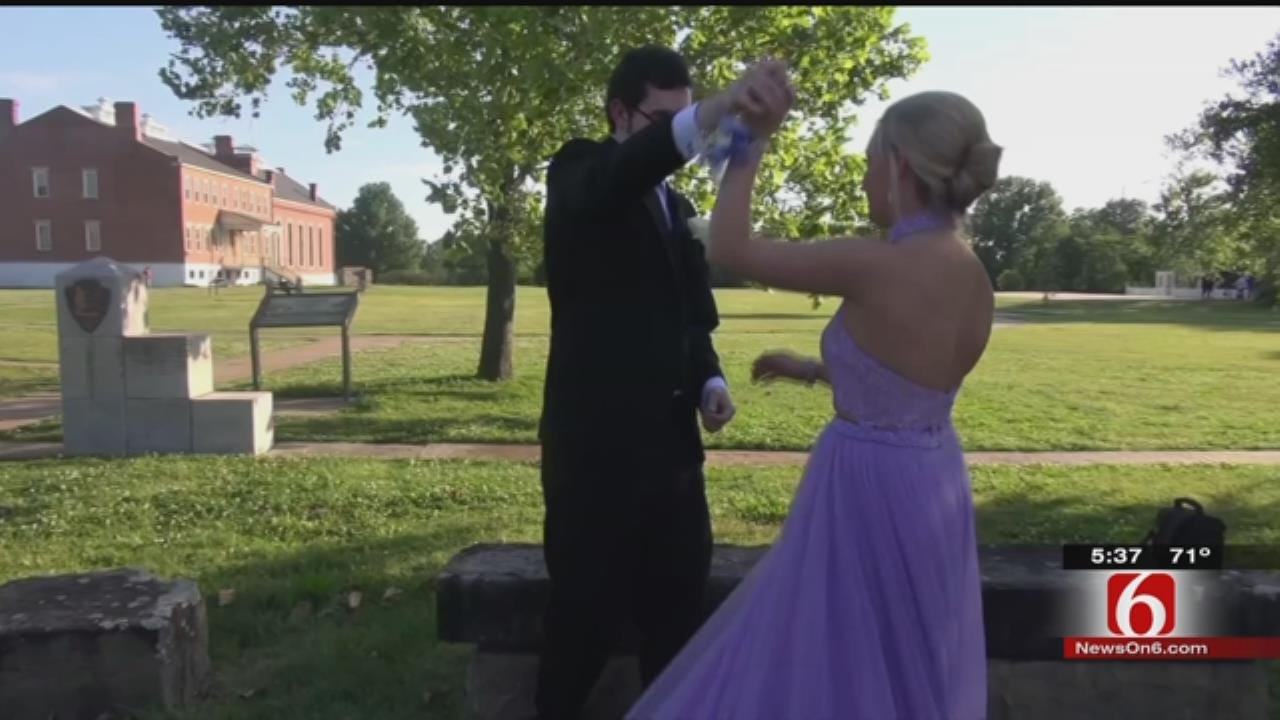 Muldrow Teen Critically Hurt In ATV Wreck Goes To Prom