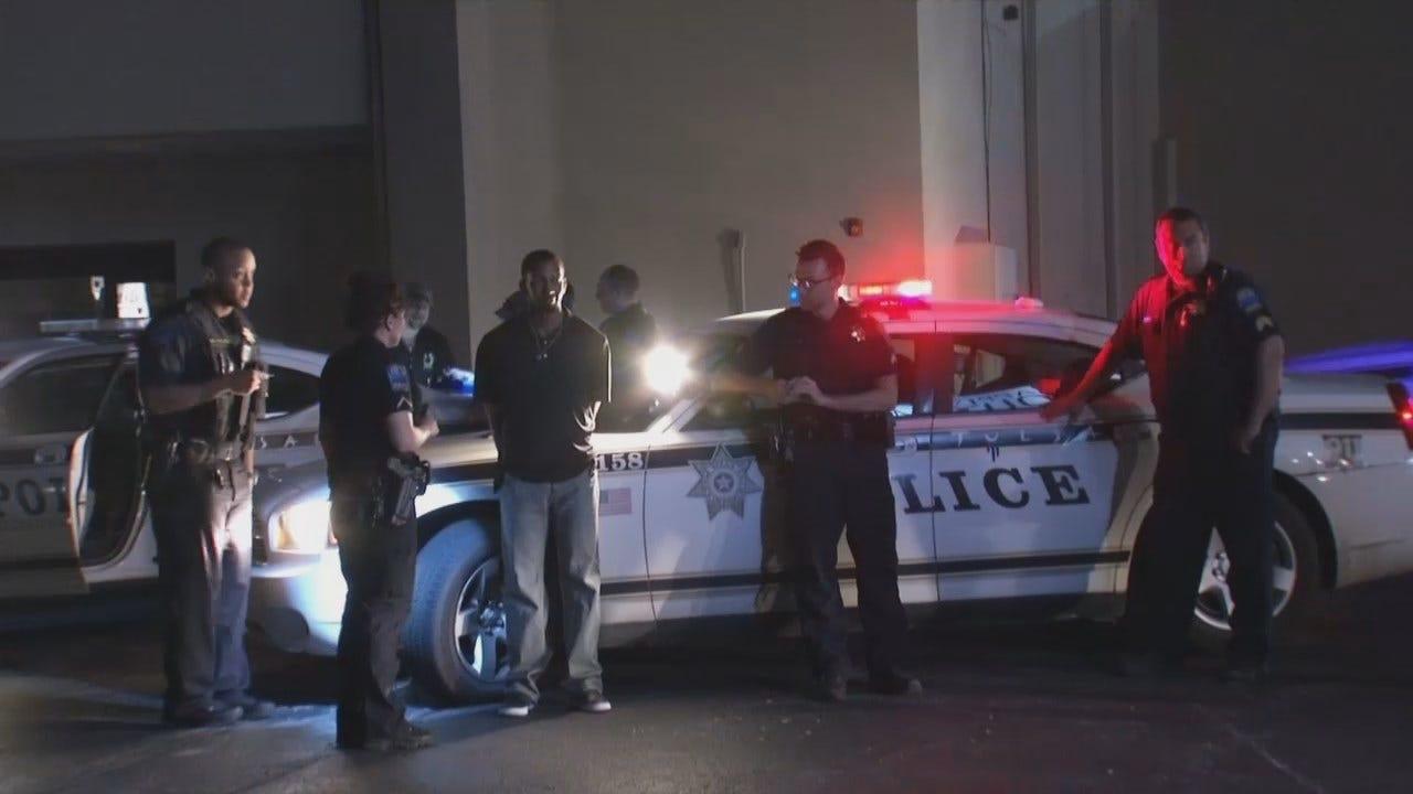 WEB EXTRA: Tulsa Man Arrest For Assault, Impersonating An Officer
