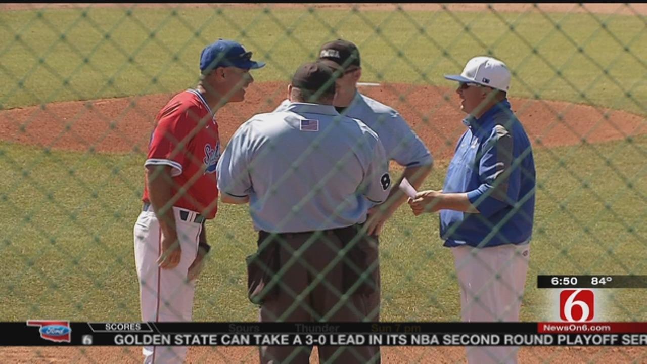 High School Baseball Regionals