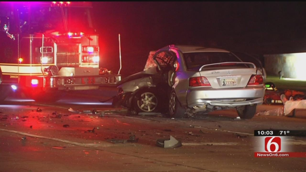 OHP: Fatal Car Crashes Up More Than 25 Percent From 2015