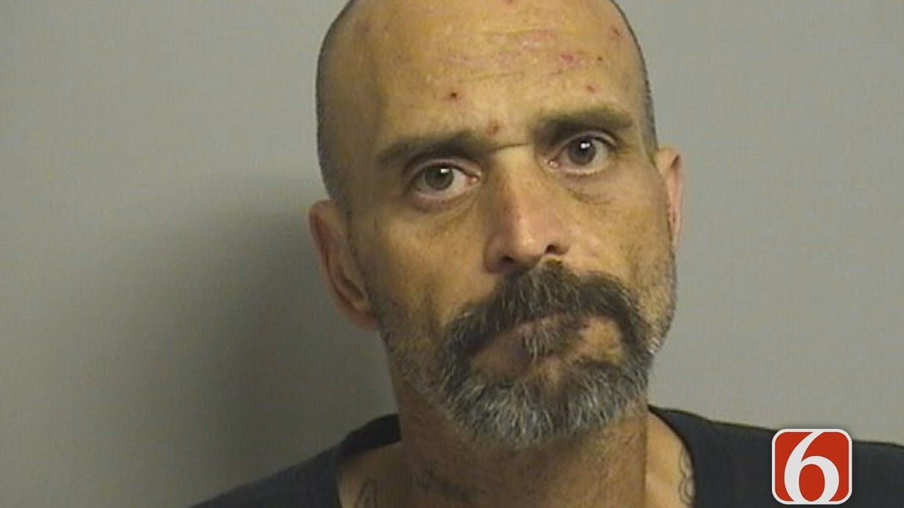 Dave Davis Reports On Suspected Mail Thief Arrested