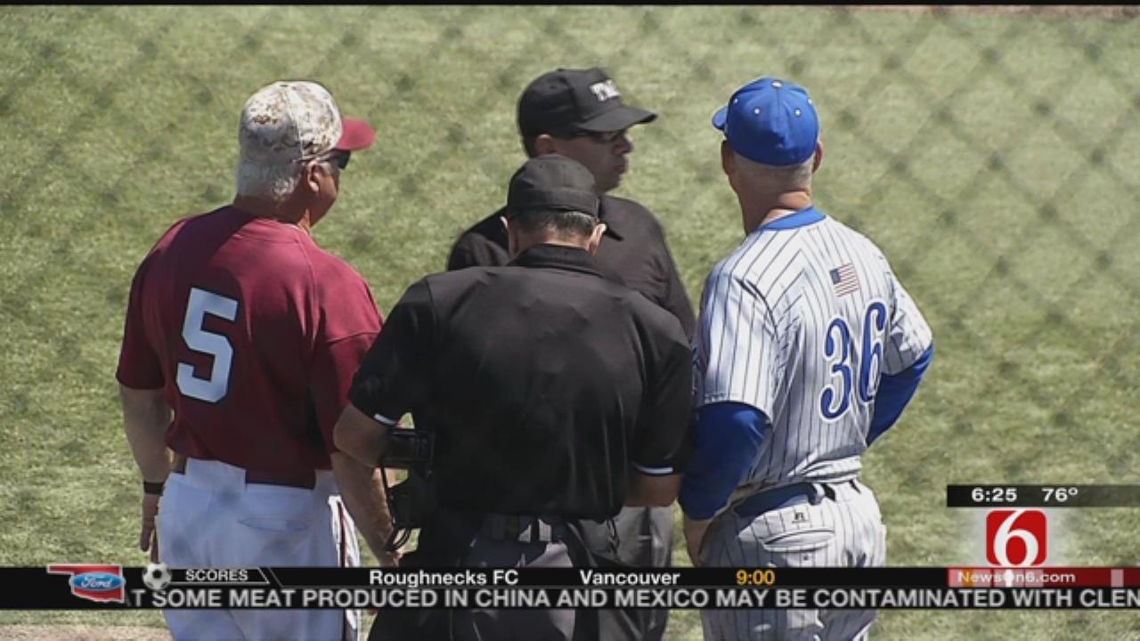6A Baseball Regionals