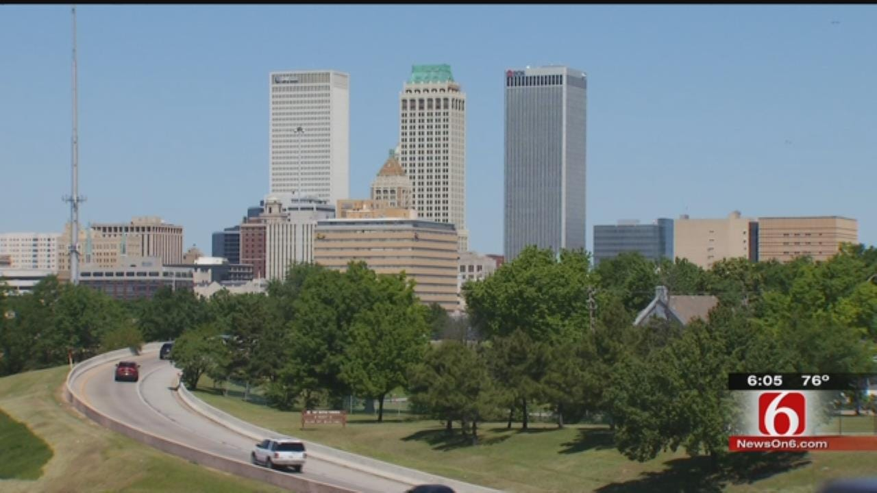 Urban Planner Outlines Plan To Make Downtown Tulsa More Walkable, Bikeable