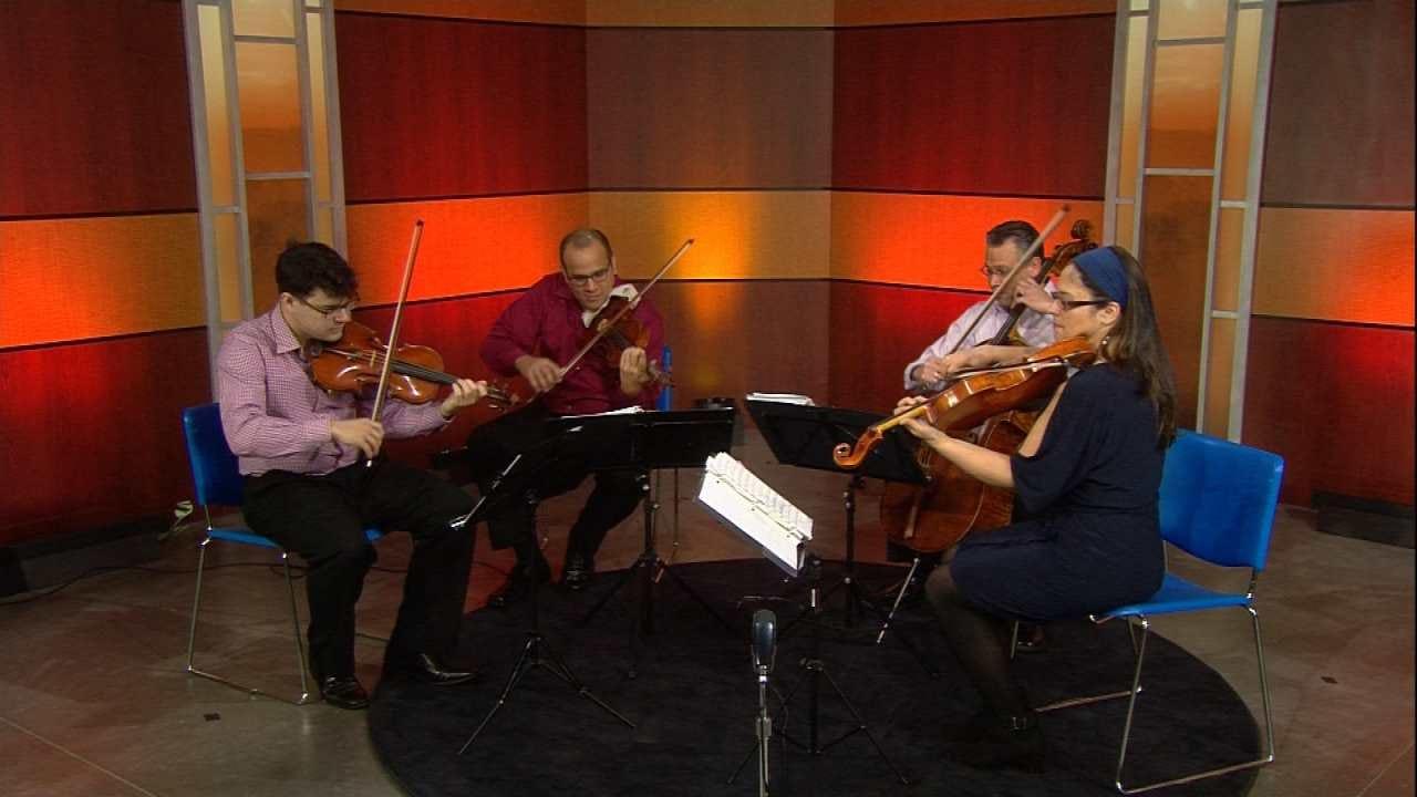 Dali Quartet Performs In Tulsa