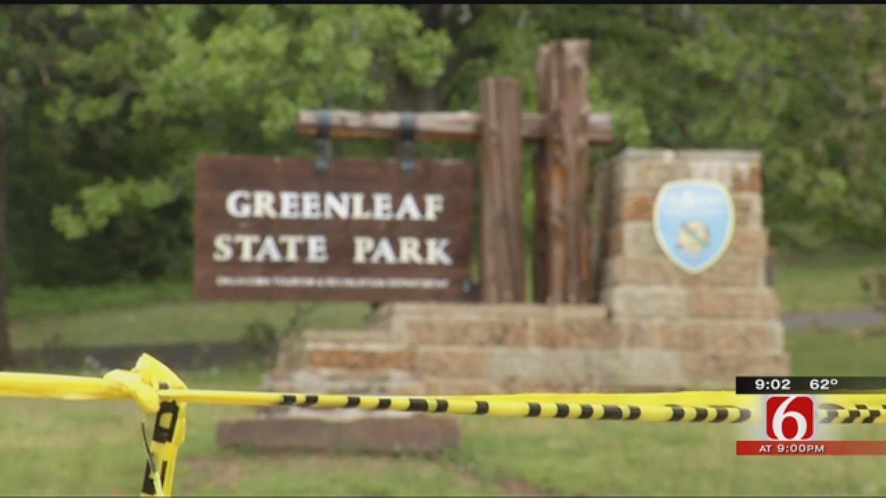 Greenleaf State Park Sustains Major Tree Damage