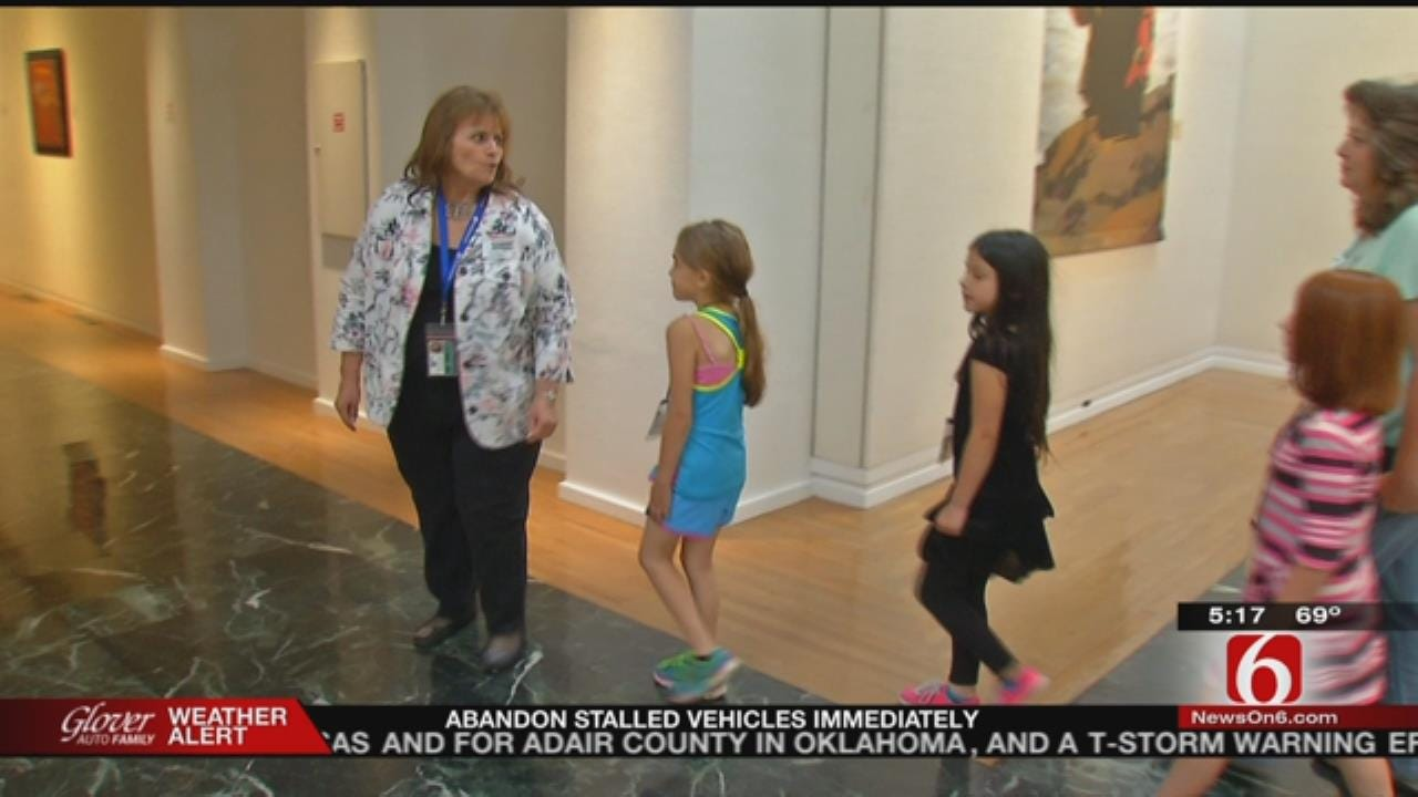With Expansion Of Gilcrease Museum, More Volunteers Needed