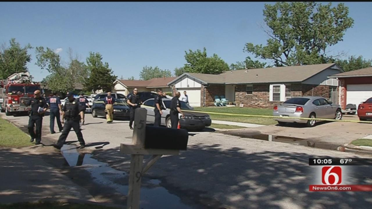 Police Searching For Suspect After One Injured In Tulsa Shooting