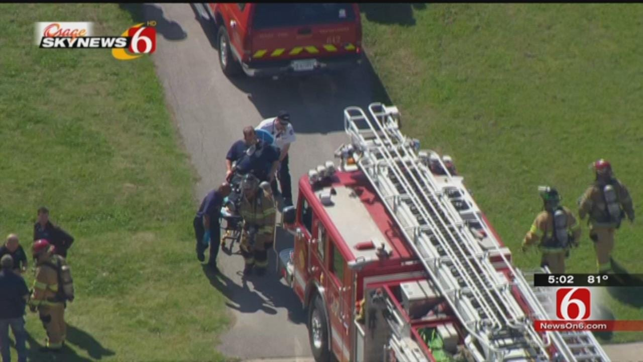 TFD Investigating Possible Failure Of Breathing Mask