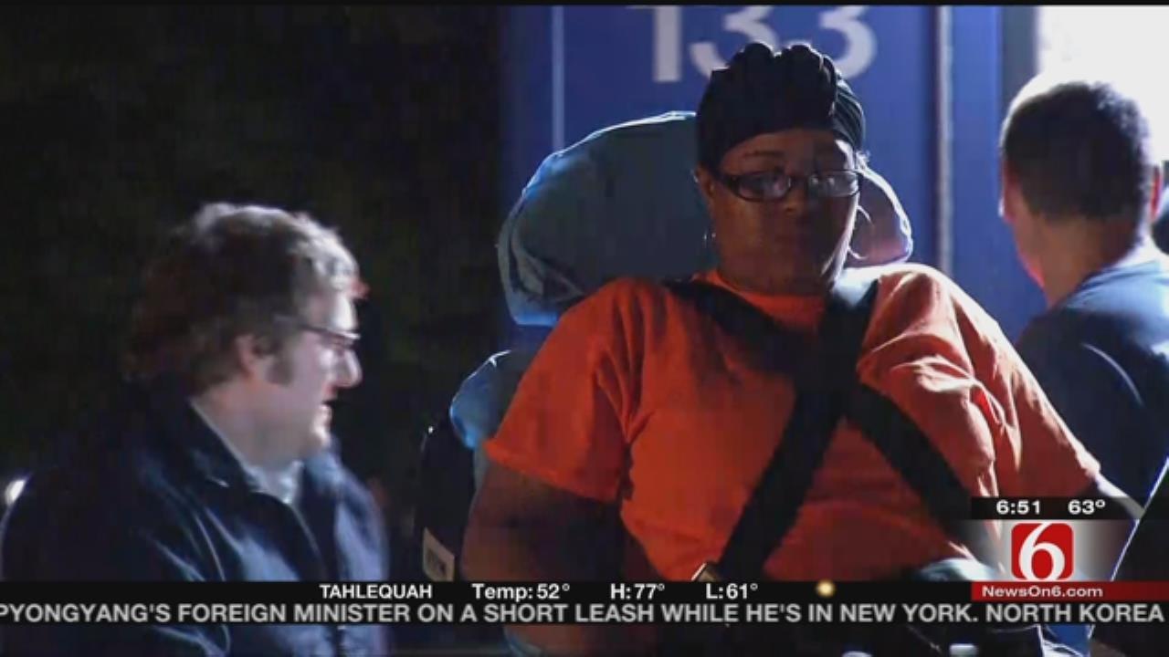Woman Shot In Leg During Tulsa Party