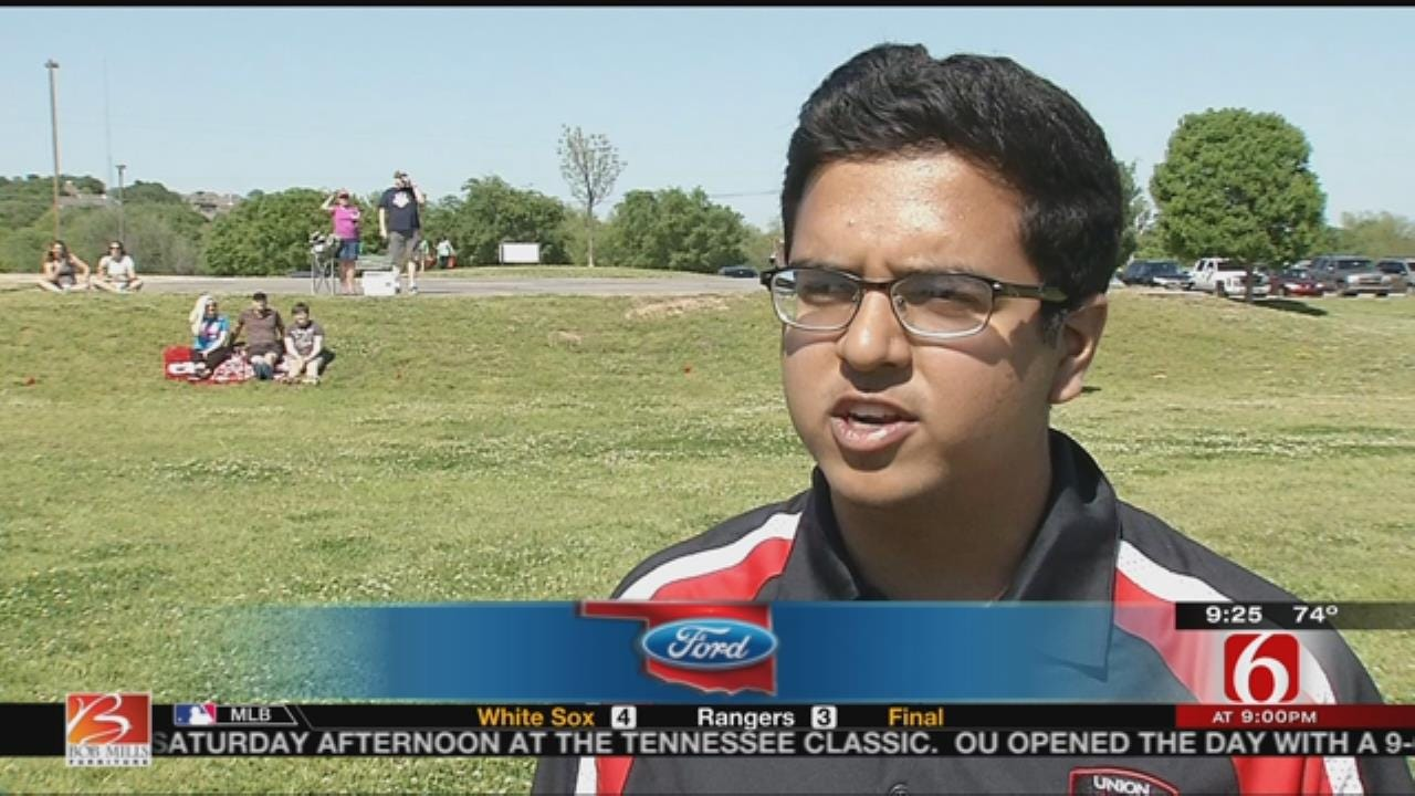Union, Jenks Play First Oklahoma High School Cricket Match