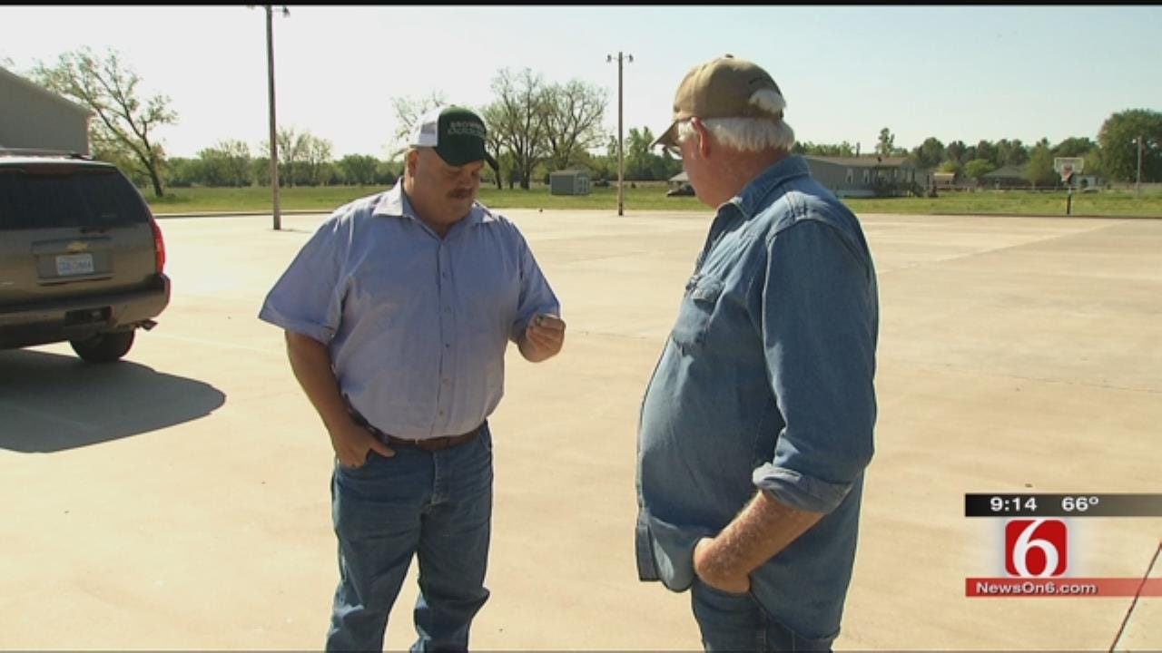 Oklahoma Man Reunites With Class Ring After Nearly 30 Years