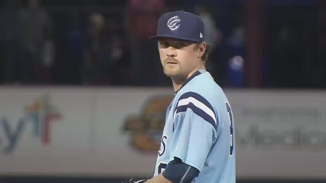 Former OSU Pitcher Returns To Oklahoma, Faces Drillers