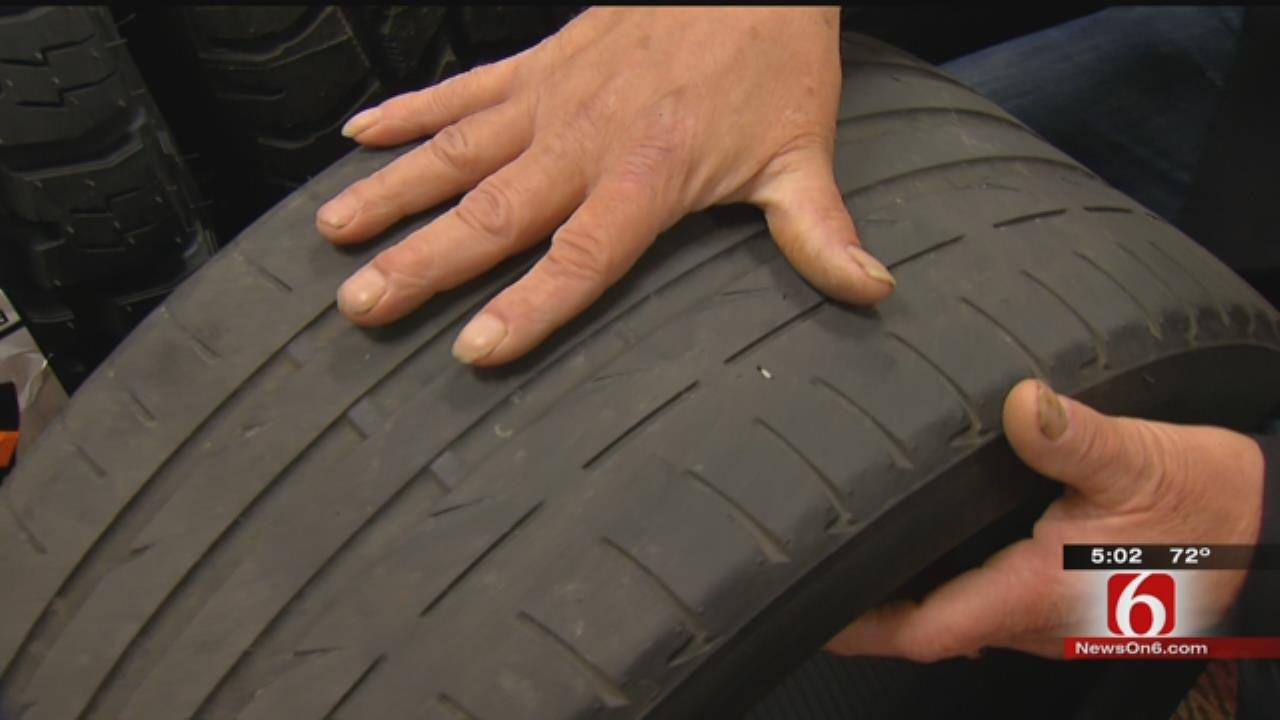 Experts: Knowing Tire Conditions Can Prevent OK Drivers From Hydroplaning