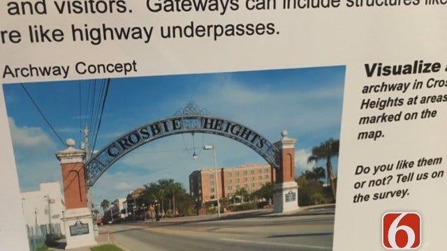 Emory Bryan: Give Feedback On Tulsa's Crosbie Heights Neighborhood