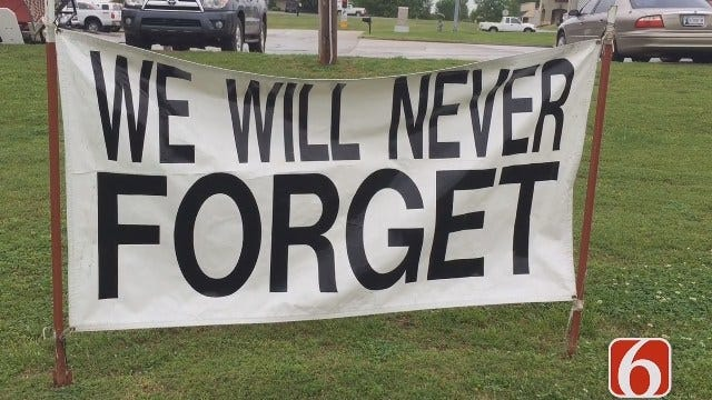 Craig Day: Owasso Firefighters Honor Victims Of Oklahoma City Bombing