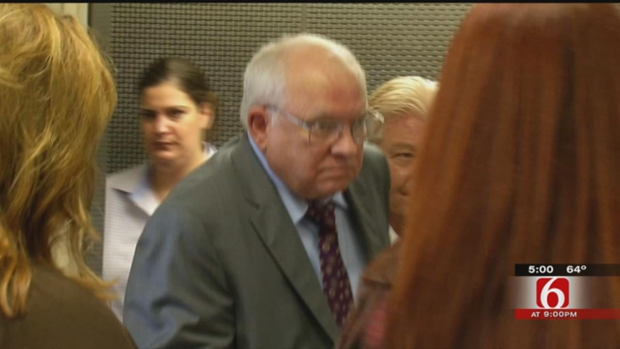 Judge Rules Profane Audio Will Be Heard In Bob Bates Trial