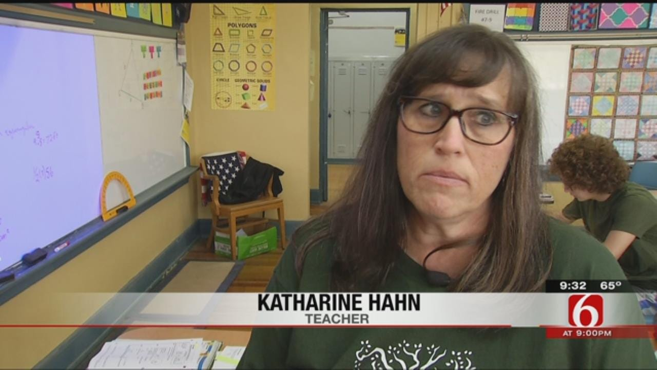 Homework Debate Part 2: Tulsa Teacher Experiments With 'No Homework Contract'