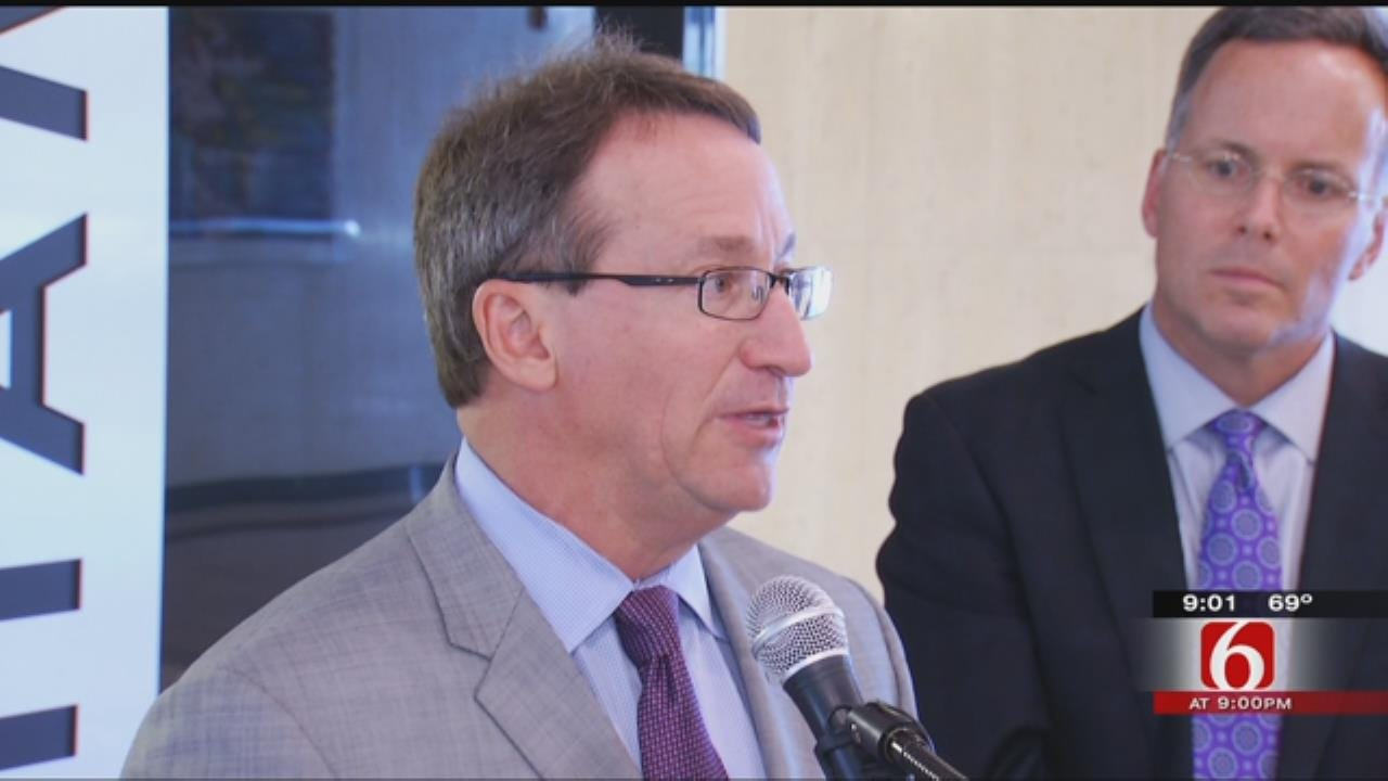With 1,000 Jobs On The Line, Tulsa Business Leaders Travel To Meet With Williams Companies Chairman
