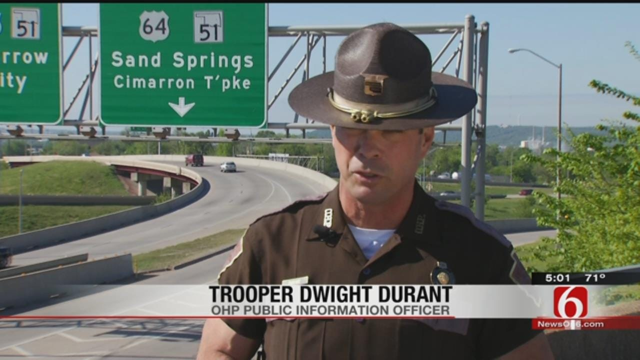 OHP Says Texting While Driving Still Rampant Despite New Law