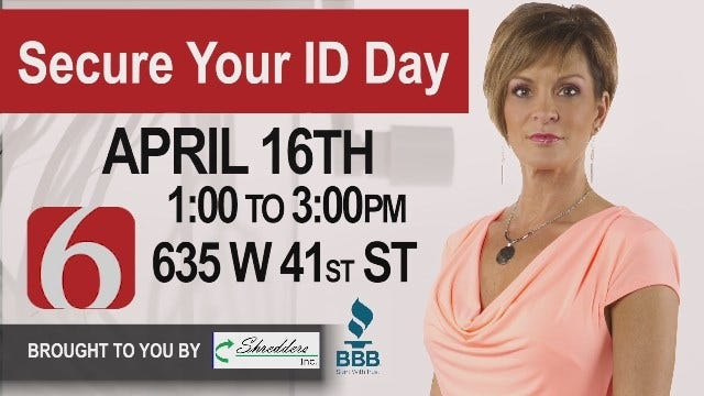 Secure Your ID Day