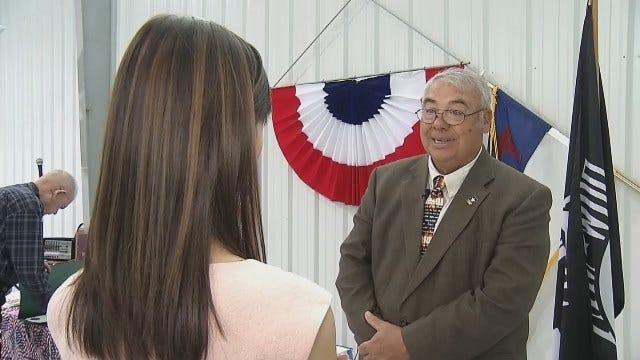 Fifty Years After Vietnam War, Sand Springs Pastor, Veteran Honored