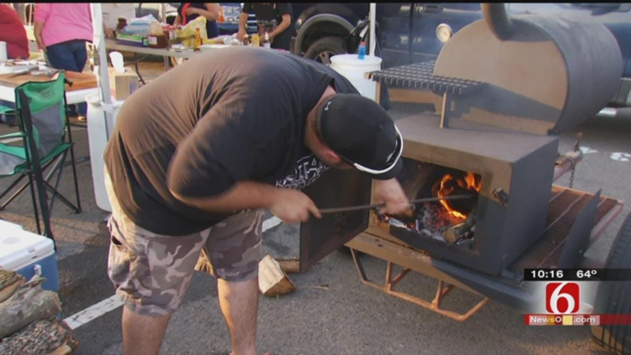 Muskogee Holds Chili And BBQ Cook Off