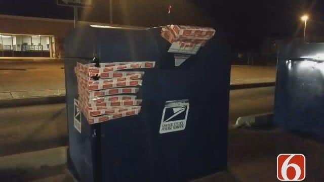 Dave Davis Says Postal Service Investigates Tulsa Collection Box Vandalism
