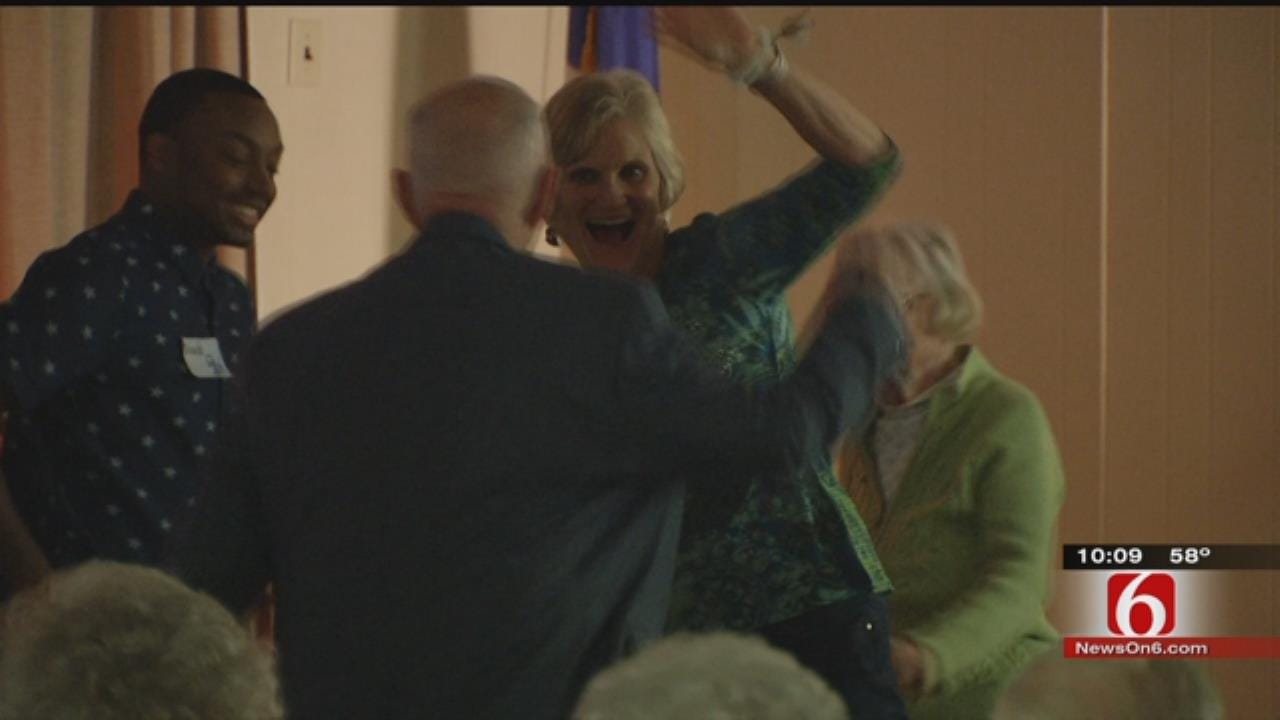ORU Hosts Senior Prom For Young At Heart
