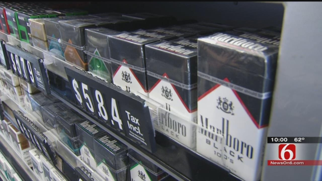 Increased Tax On Cigarettes Could Help OK Hospitals, Supporters Say
