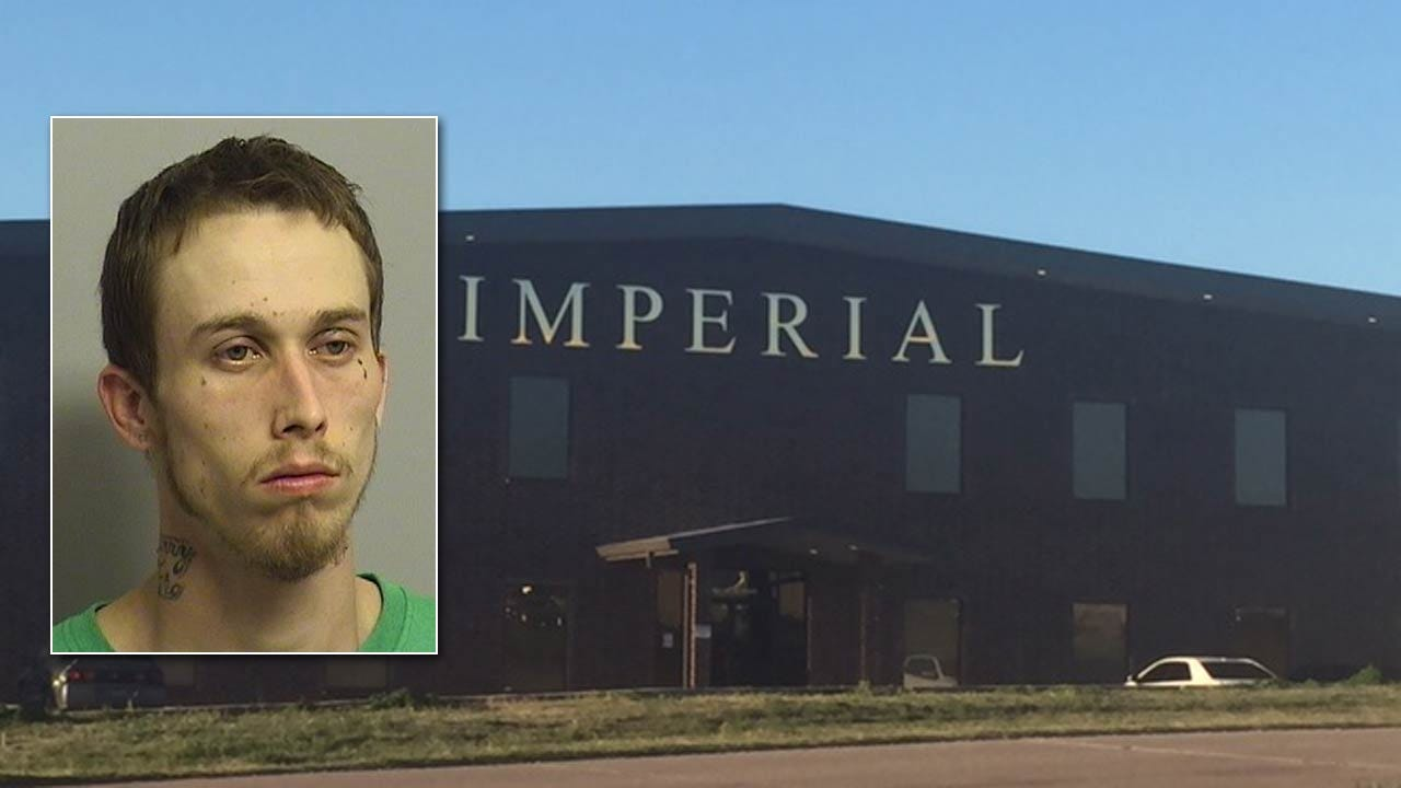 Dave Davis: Tulsa Shooting Suspect Tackled By Imperial Vending Manager