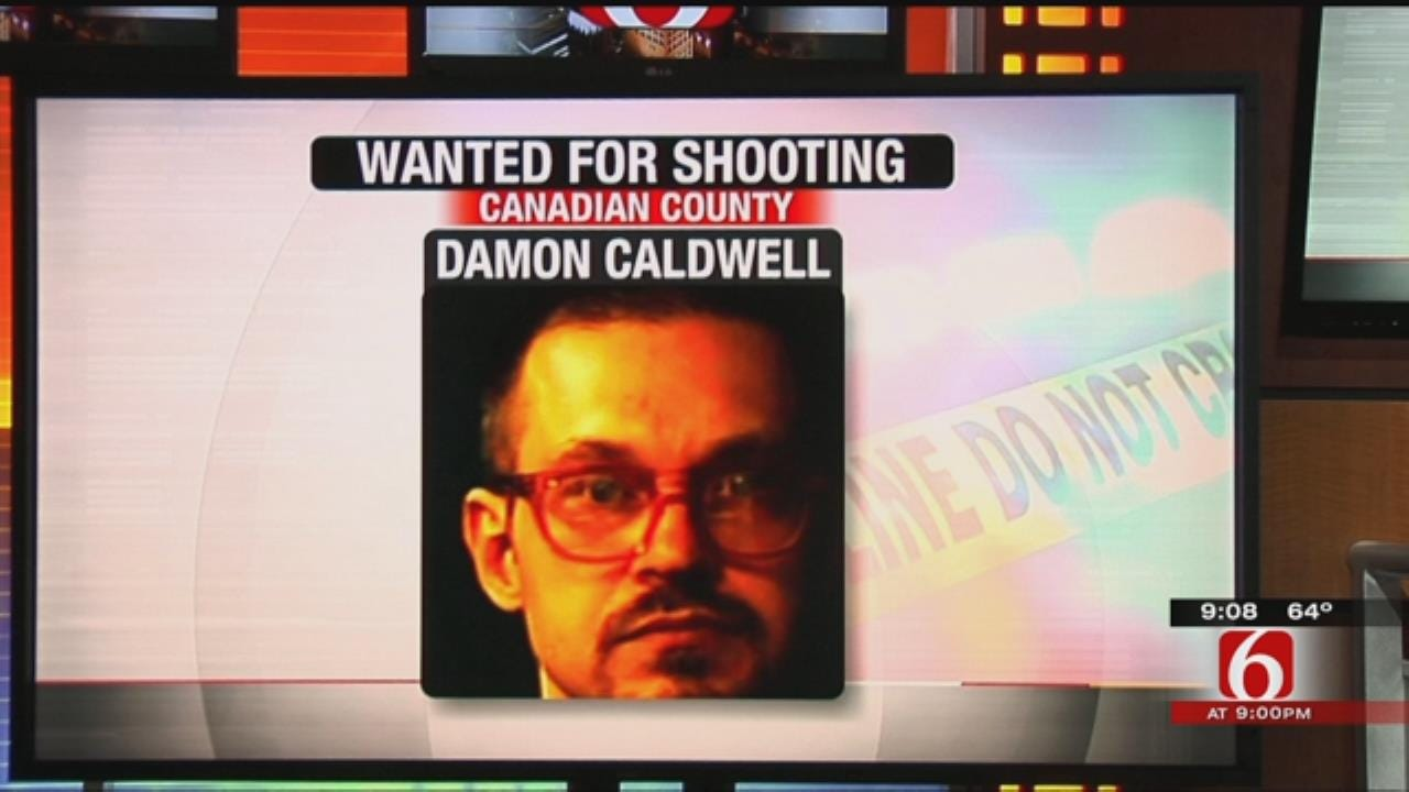 Oklahoma Authorities Search For Man Wanted For Several Violent Crimes