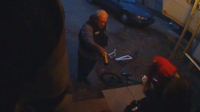 New Video Shows Bob Bates Pointing Taser At Suspect