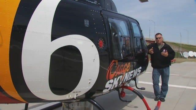 Osage SkyNews 6 HD Pilot Shares Secret For Flying Close To A Tornado Safely