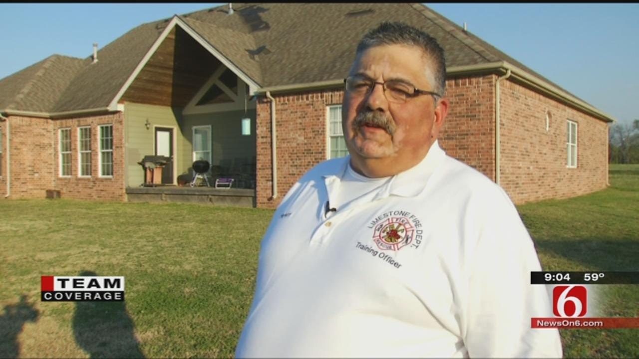Rather Than Restore Home After Tornado, Limestone Firefighter Chooses To Help Others