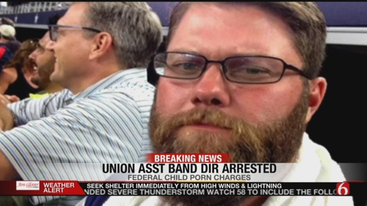 Feds Charge Union Schools' Band Instructor With Child Porn Possession