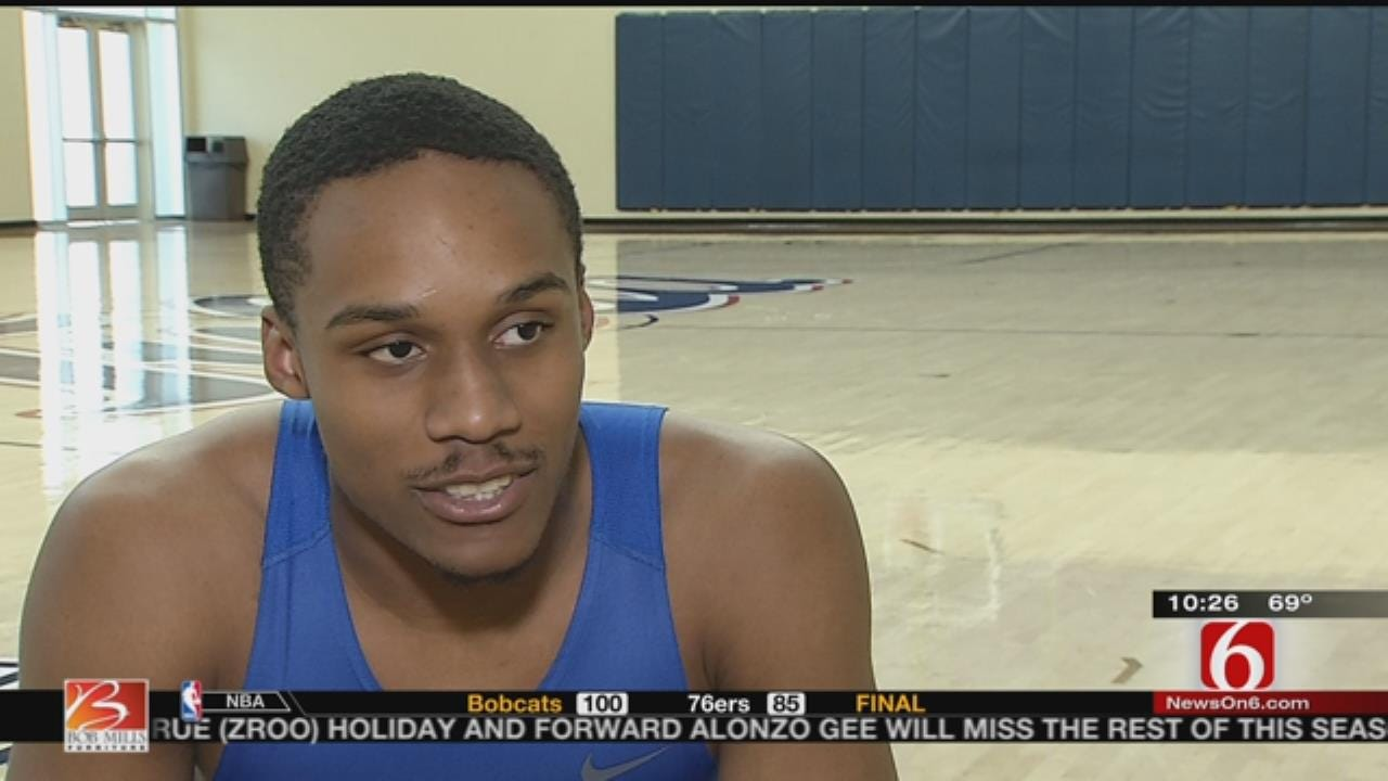 TU's James Woodard On Brother Jordan Making It To Final Four: 'I'm Really Proud Of Him'