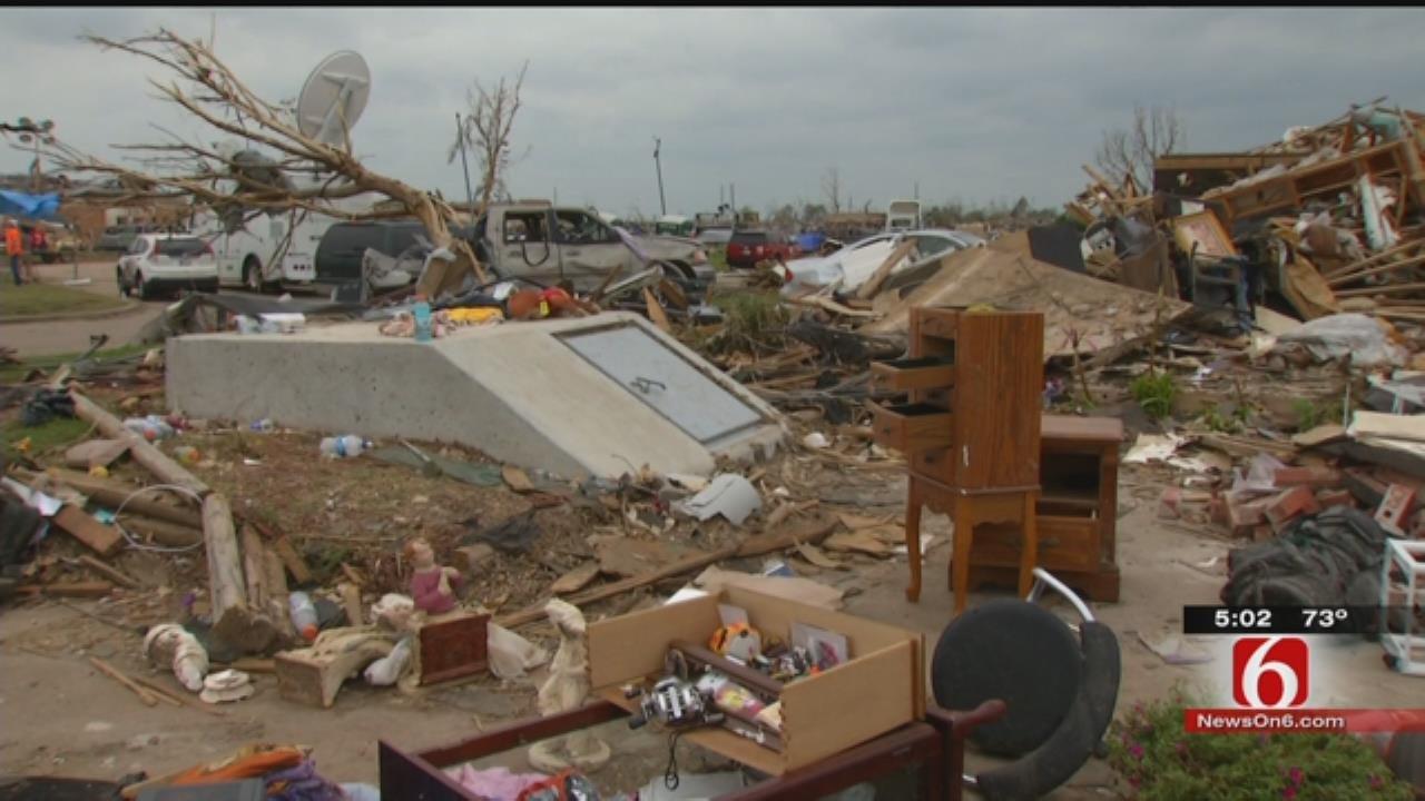 Tulsa Fire Department Maps Citizens' Storm Shelters