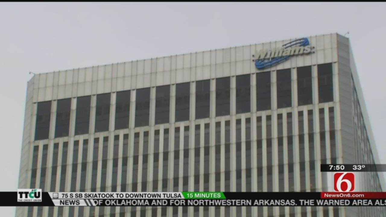 Tulsa Mayor On Possible Williams Merger
