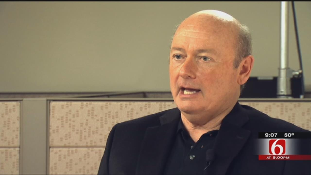 Former OK State Senator Who Embezzled: I'm An Addict