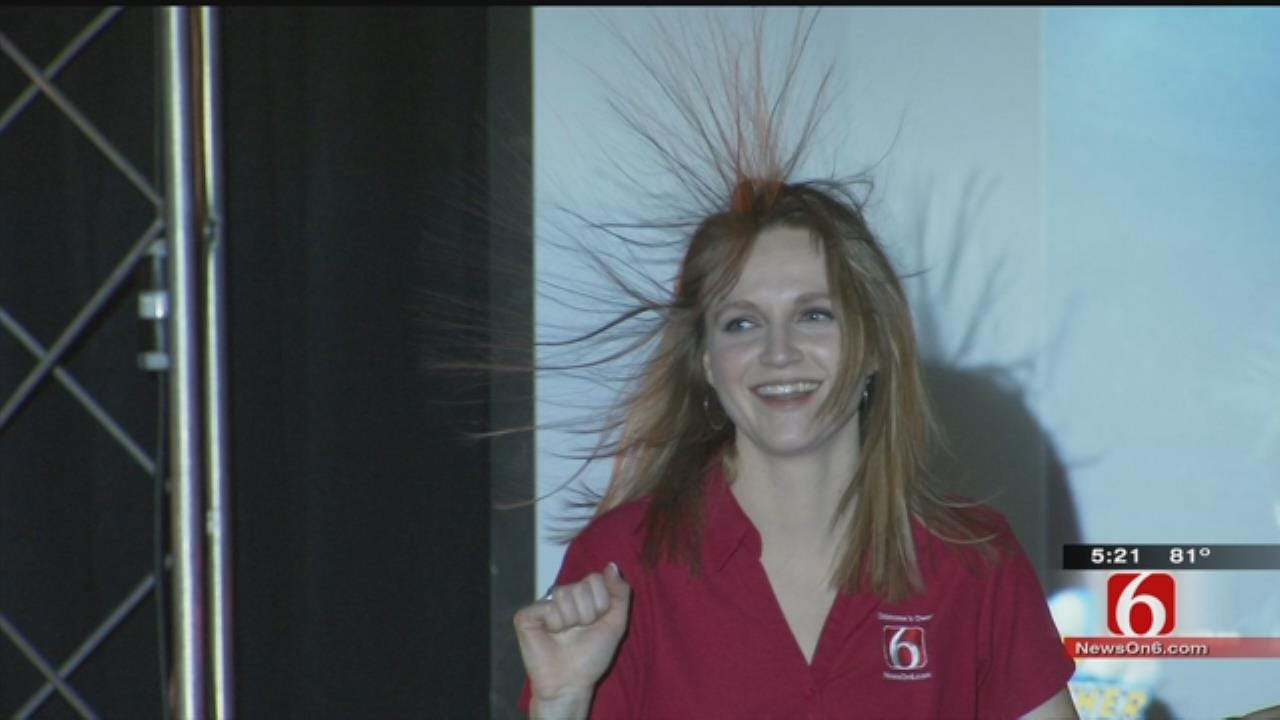Wild Weather Camp Takes Over Bartlesville Elementary School