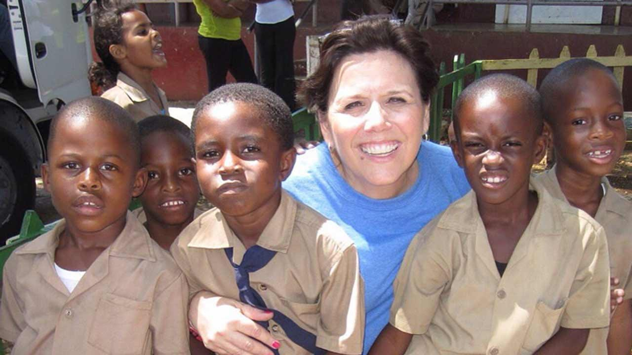 LeAnne Taylor Returns From Mission Trip To Jamaica