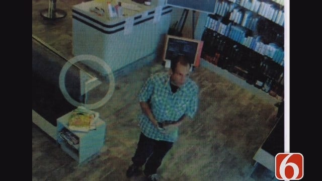 Lori Fullbright: Supercuts Offering Reward For Identification Of Man They Say Left Without Paying