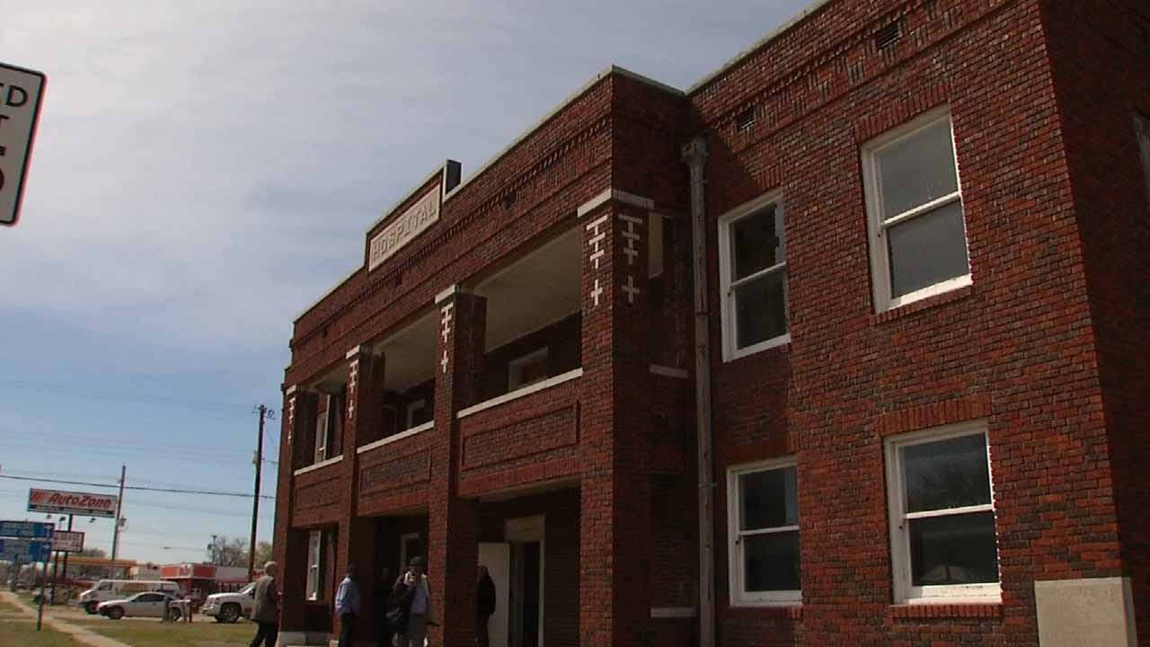Campaign Underway To Preserve Historic Pre-Integration Okmulgee Hospital