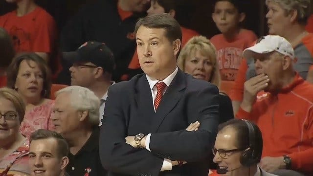 AD Mike Holder Talks About Next Steps For OSU Basketball