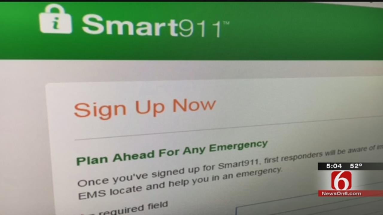 City Hopes More Residents Take Advantage Of Smart911 Program