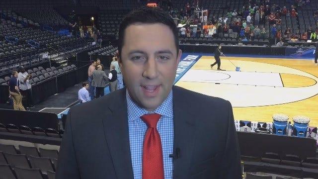 News On 6 Sports Anchor Charlie Hannema Previews His NCAA Tournament Bracket